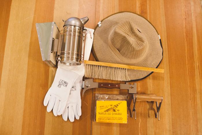 Zvýhodnený balíček na prácu so včelami