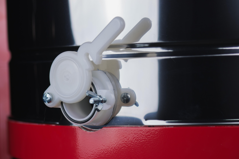 Plastový ventil